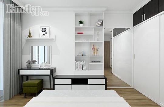 Ngẩn ngơ trước căn hộ thiết kế giản dị mà sang trọng - Ảnh 11.