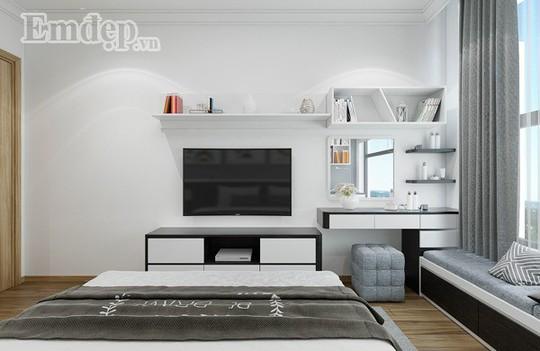 Ngẩn ngơ trước căn hộ thiết kế giản dị mà sang trọng - Ảnh 13.