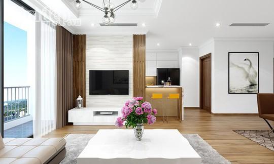 Ngẩn ngơ trước căn hộ thiết kế giản dị mà sang trọng - Ảnh 3.