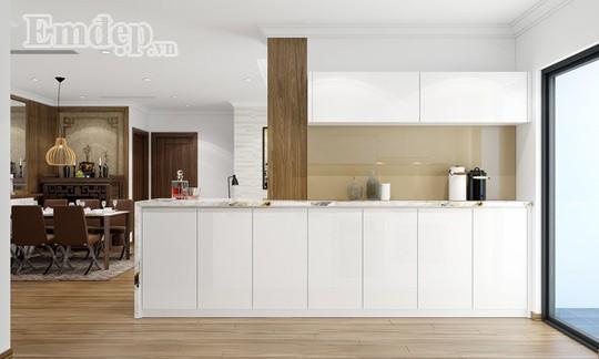 Ngẩn ngơ trước căn hộ thiết kế giản dị mà sang trọng - Ảnh 7.