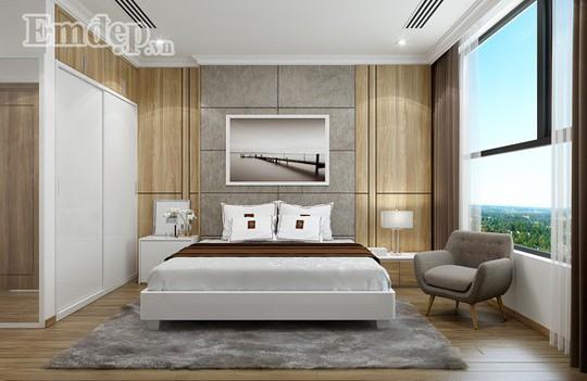 Ngẩn ngơ trước căn hộ thiết kế giản dị mà sang trọng - Ảnh 8.