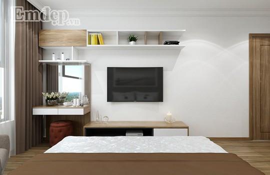 Ngẩn ngơ trước căn hộ thiết kế giản dị mà sang trọng - Ảnh 9.