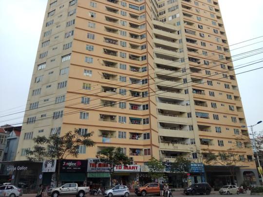 '. Giật mình con số chung cư mua bảo hiểm cháy nổ ở Hà Nội .'