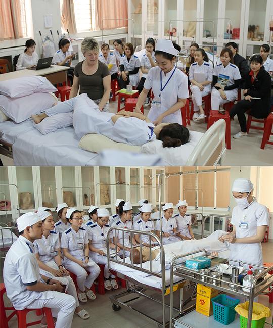"""Điểm """"độc đáo"""" trong đào tạo Bác sĩ Đa khoa tại ĐH Duy Tân - Ảnh 2."""