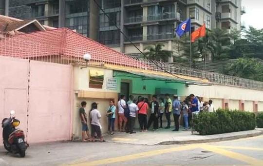 Đại sứ quán Việt Nam tại Malaysia - Ảnh: Malaysia24h.