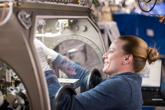 NASA gửi… tinh trùng lên trạm không gian ISS - Ảnh 1.