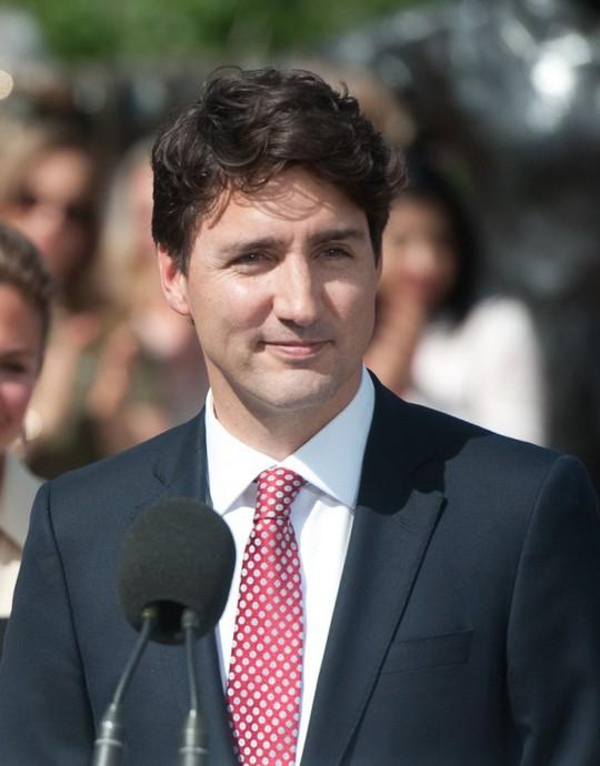 Thủ tướng Canada lọt vào top đẹp trai nhất hành tinh - Ảnh 2.