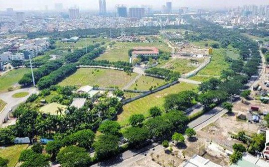 Lộ diện nhà đầu tư mua lại khu đất vàng phía Nam Sài Gòn - Ảnh 1.