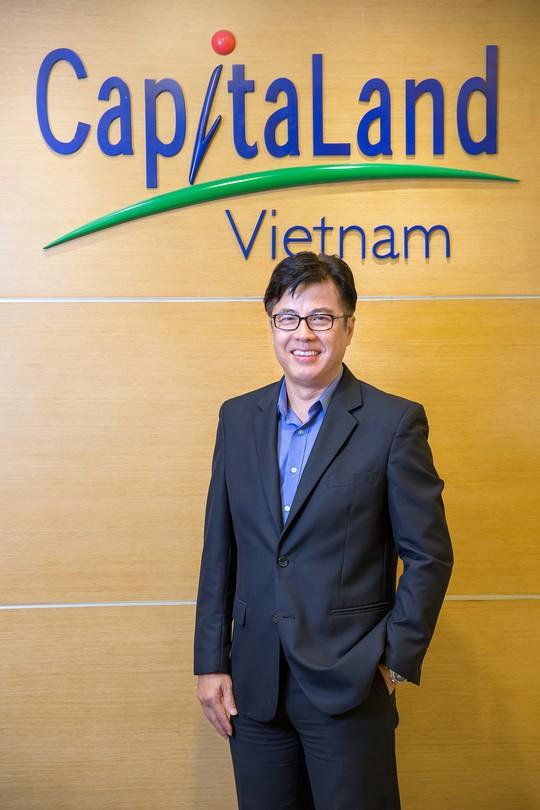 CEO CapitaLand Vietnam: Mỗi người đều phải ý thức cao để phòng cháy - Ảnh 1.