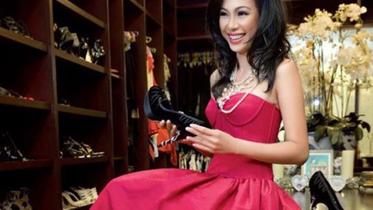 Xem biệt thự dát vàng 300 tỷ của Hoa hậu Ngô Mỹ Uyên - Ảnh 17.