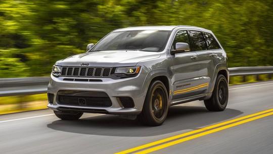 10 mẫu SUV tăng tốc nhanh nhất năm 2018 - Ảnh 2.