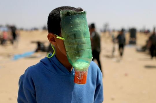 Bạo lực tiếp diễn ở Gaza, 7 người Palestine thiệt mạng - ảnh 2