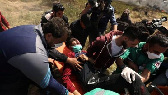 Bạo lực tiếp diễn ở Gaza, 7 người Palestine thiệt mạng - ảnh 4