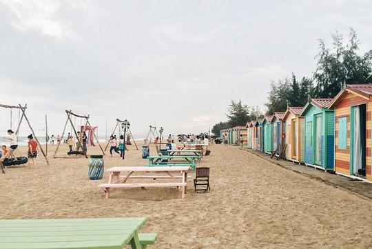 Ba khu cắm trại cho dịp 30-4 ở Bình Thuận - Ảnh 1.