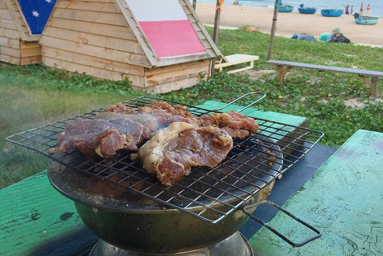 Ba khu cắm trại cho dịp 30-4 ở Bình Thuận - Ảnh 2.