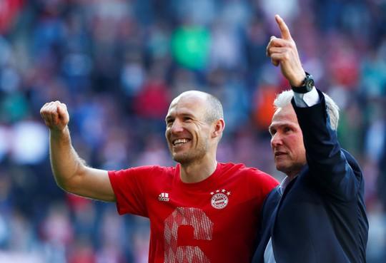 Bayern Munich lần thứ 6 liên tiếp vô địch Bundesliga - Ảnh 5.