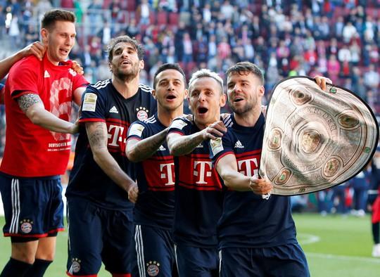 Bayern Munich lần thứ 6 liên tiếp vô địch Bundesliga - Ảnh 8.