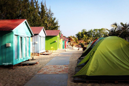 Ba khu cắm trại cho dịp 30-4 ở Bình Thuận - Ảnh 4.