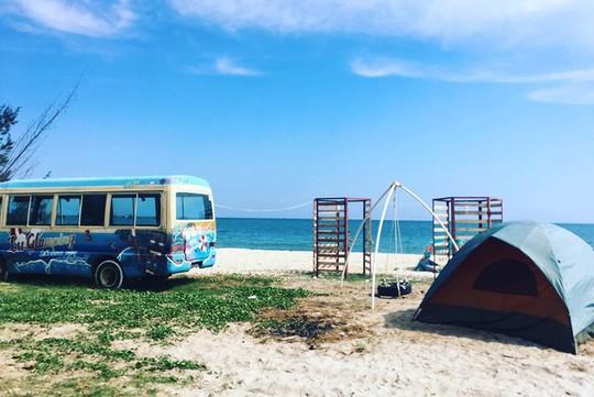 Ba khu cắm trại cho dịp 30-4 ở Bình Thuận - Ảnh 6.