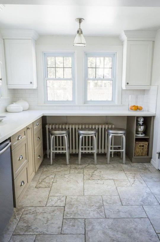 Những góc ăn sáng nhỏ xinh trong căn bếp hẹp - Ảnh 8.