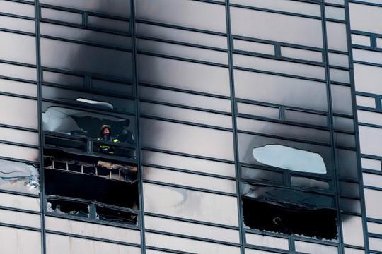Cháy căn hộ tại Trump Tower, 1 người thiệt mạng - Ảnh 5.
