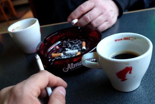 Thiếu niên thử thuốc lá dễ nghiện rượu khi trưởng thành - Ảnh 1.