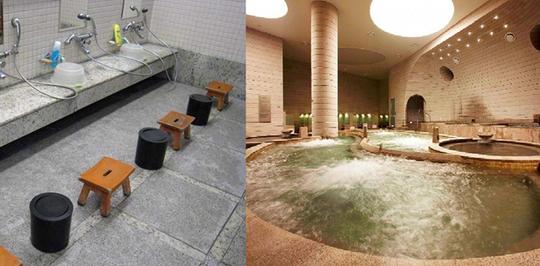 Sốc tới óc khi tắm hơi tại xứ Hàn - Ảnh 2.