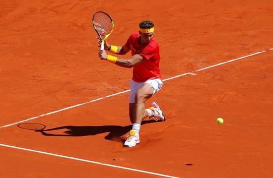 Nadal đưa Tây Ban Nha vào bán kết Davis Cup 2018 - Ảnh 4.