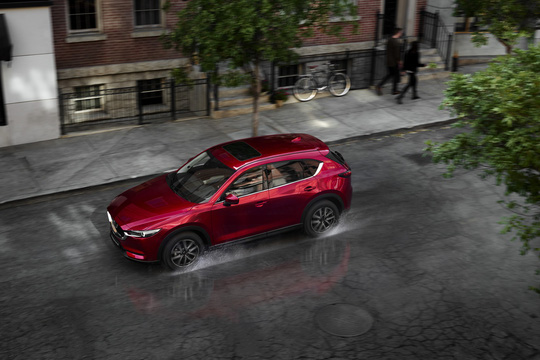 Mazda CX-5 tiếp tục thống trị phân khúc CUV - Ảnh 2.