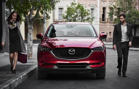 Mazda CX-5 tiếp tục thống trị phân khúc CUV - Ảnh 1.