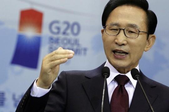Thêm một cựu tổng thống Hàn Quốc bị buộc tội tham nhũng - Ảnh 1.