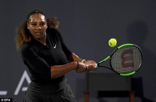 Serena Williams không tham dự Giải Úc mở rộng 2018 - Ảnh 1.