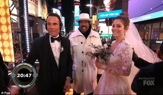 Mỹ nhân Hollywood lên xe hoa - Ảnh 3.