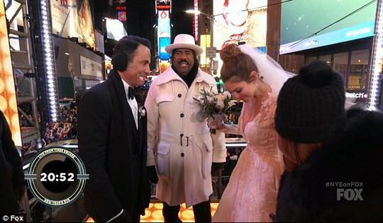 Mỹ nhân Hollywood lên xe hoa - Ảnh 2.