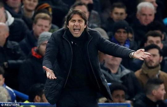 Báo Anh: Conte sẽ bị sa thải bất chấp thành tích - Ảnh 1.