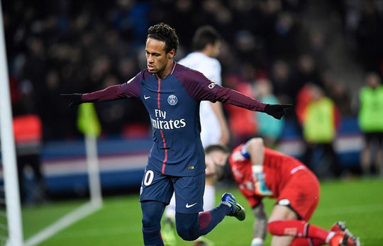 Lập poker, Neymar vẫn bị CĐV PSG la ó - Ảnh 1.
