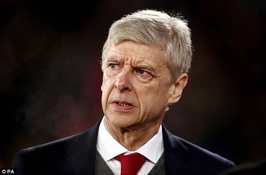 Wenger bị chỉ trích thiếu tôn trọng vụ Aubameyang - Ảnh 2.