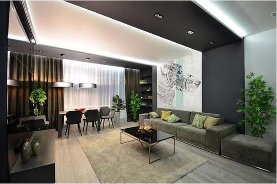 Thiết kế phòng khách đơn giản mà đẹp cho năm 2018 - Ảnh 4.