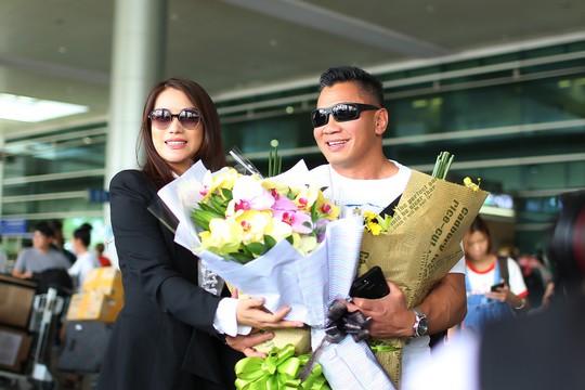 Sao võ thuật gốc Việt Cung Lê về quê đóng phim - Ảnh 4.