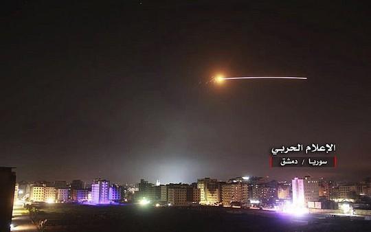 Israel - Iran bên miệng hố chiến tranh - Ảnh 1.