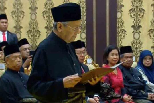 Malaysia có thủ tướng mới, Trung Quốc đối mặt thách thức - Ảnh 1.