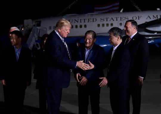 Thượng đỉnh Mỹ - Triều Tiên diễn ra ngày 12-6 - Ảnh 4.