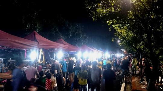 Phố đi bộ Trịnh Công Sơn tràn ngập âm nhạc đêm khai trương - Ảnh 5.