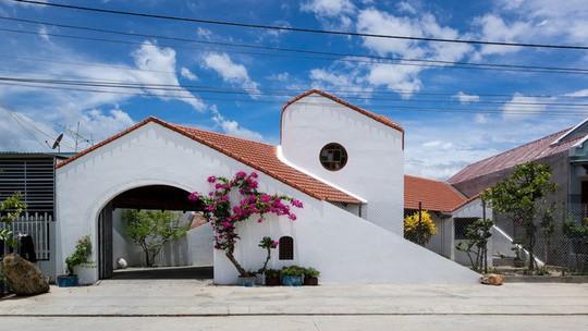 Ngôi nhà quê đẹp như tranh vẽ, ai nhìn thấy cũng phải mê - Ảnh 1.