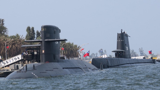 Mỹ-Đài Loan lần đầu tiên tổ chức diễn đàn công nghiệp quốc phòng - Ảnh 2.