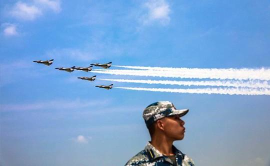 Mỹ-Đài Loan lần đầu tiên tổ chức diễn đàn công nghiệp quốc phòng - Ảnh 3.