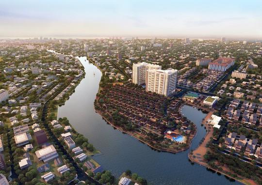 Loạt siêu dự án bất động sản tỷ đô sắp triển khai - Ảnh 2.