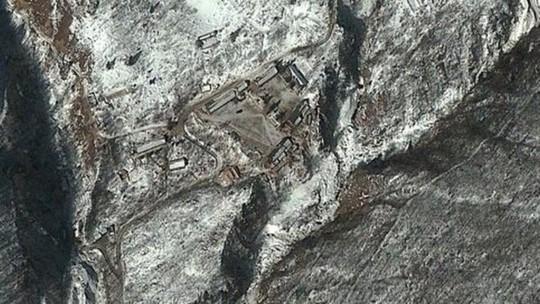 Triều Tiên công bố lễ phá hủy bãi thử nghiệm hạt nhân - Ảnh 1.