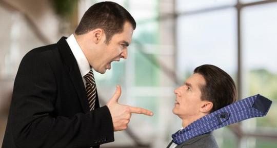 Hóa giải mâu thuẫn giữa sếp và nhân viên - Ảnh 1.