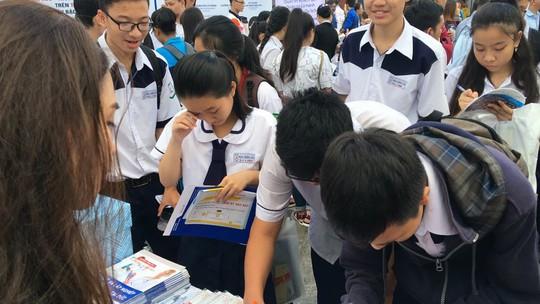 TP HCM: Khai mạc ngày hội giáo dục nghề nghiệp - Ảnh 5.